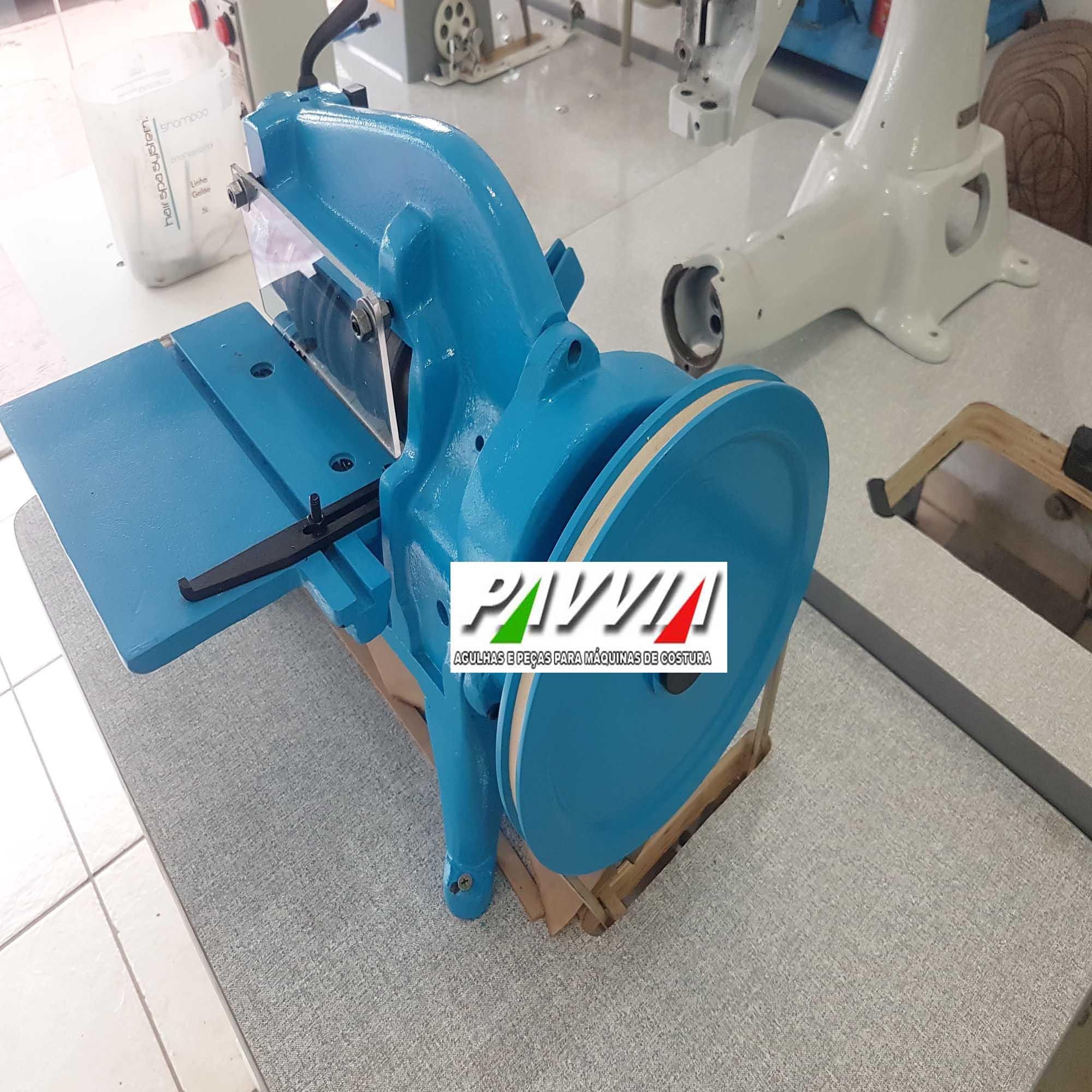 Máquina de cortar tiras CARDOSO 6 Facas   - Pavvia Agulhas e Peças