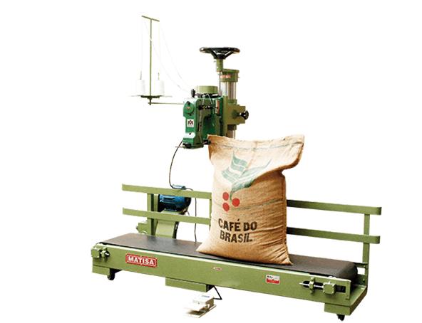 Maquina de Costura Boca de Sacaria com Esteira  - Pavvia Agulhas e Peças