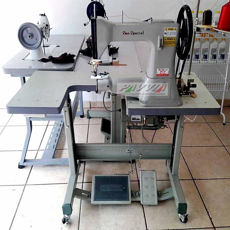 Maquina de costura GA 5 para Selaria