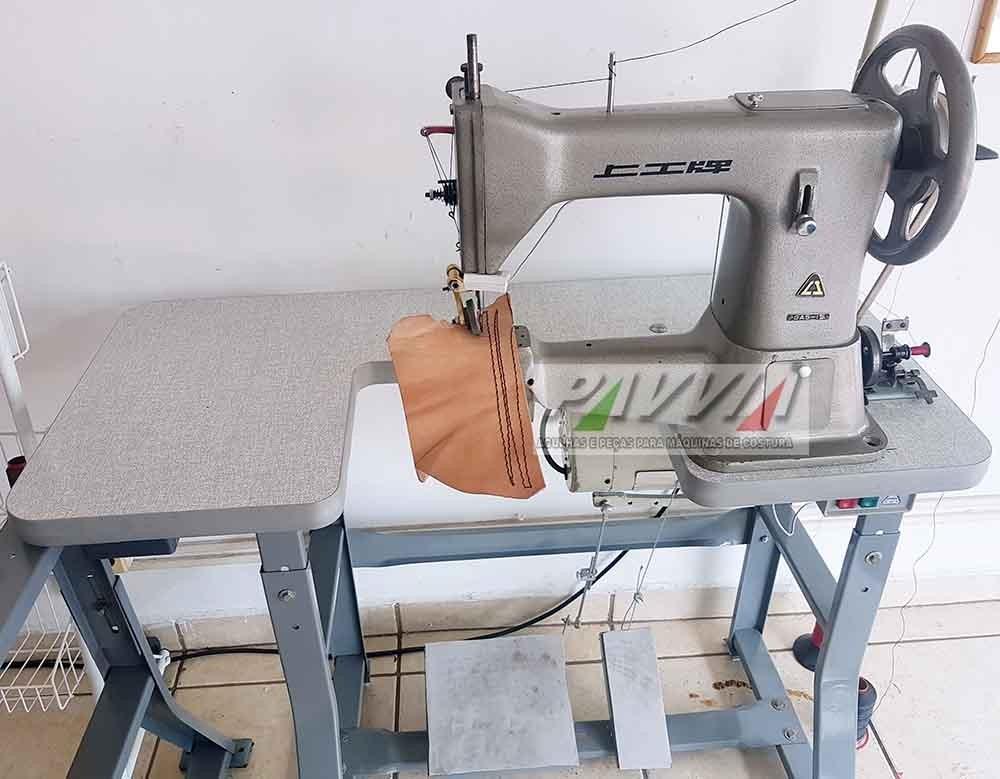 Maquina de costura GA 5 para Selaria USADA