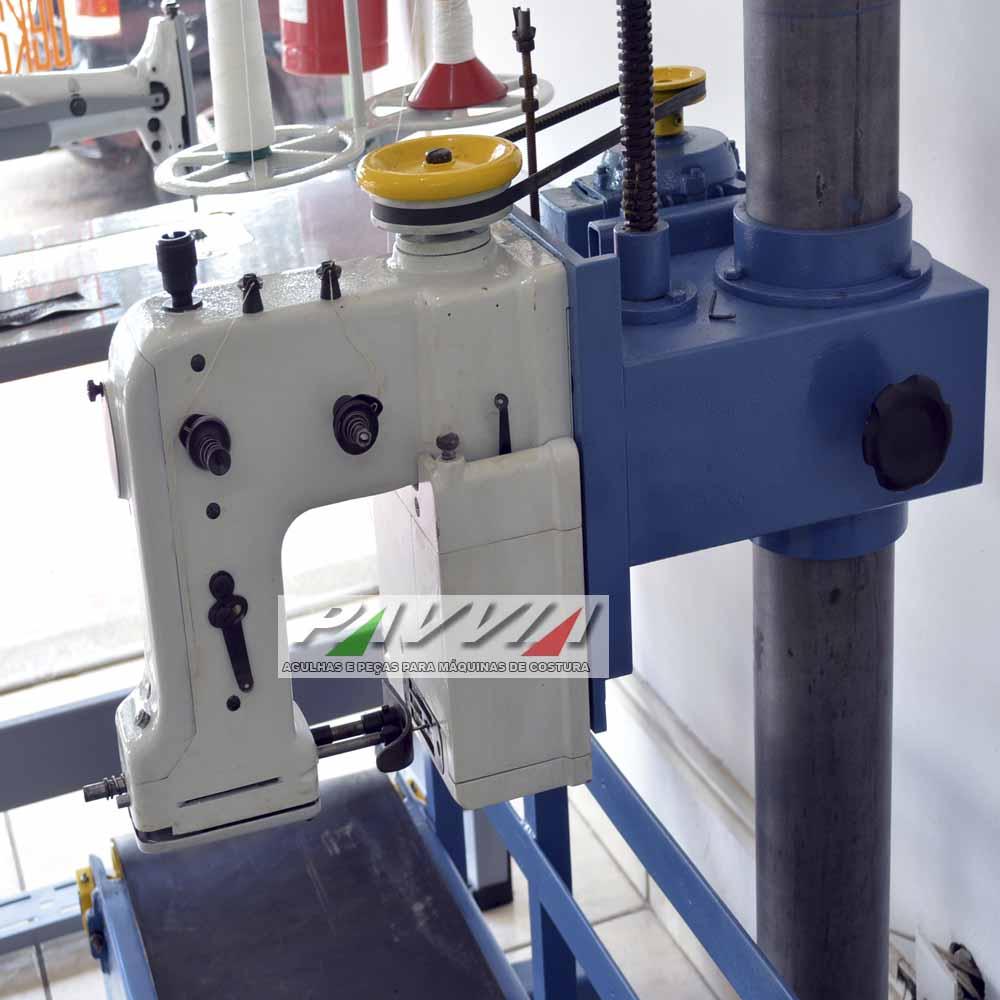 Maquina de costura Matisa MF-1 Com esteira reformada
