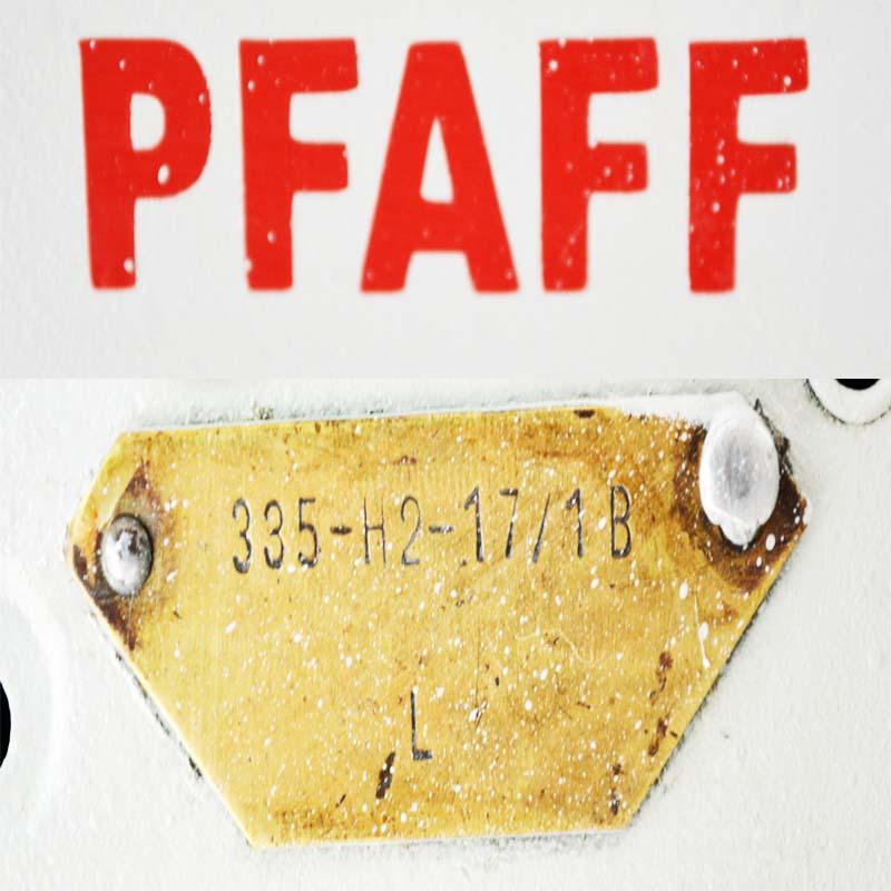 Máquina de costura de viés PFAFF 335