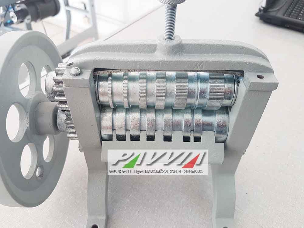 Maquina de Dobrar Tiras Manual   - Pavvia Agulhas e Peças