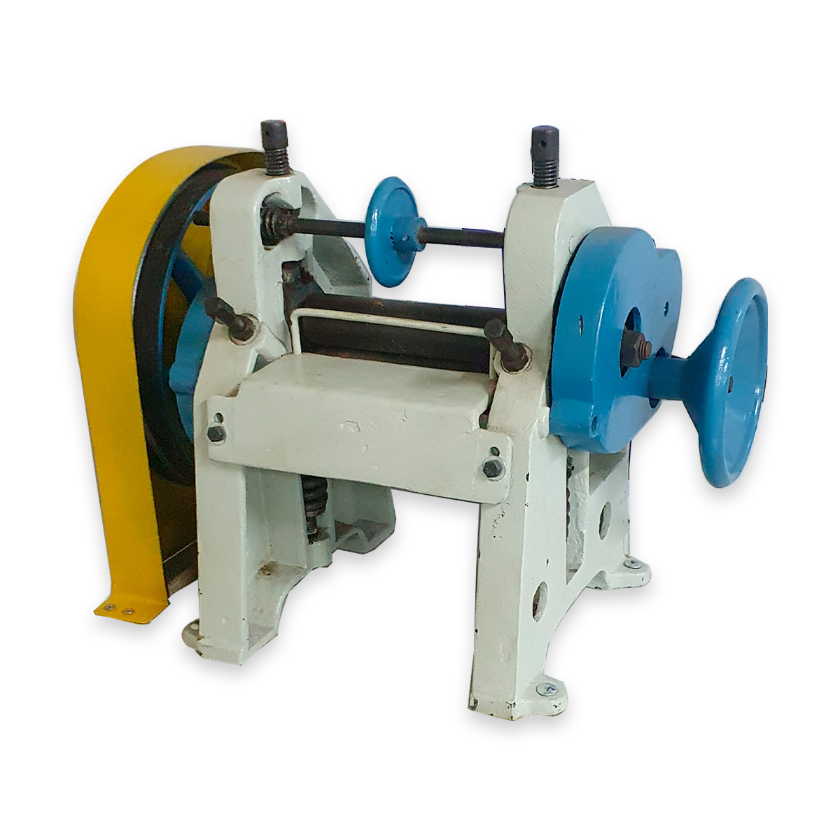 Máquina de Rachar Solas  - Pavvia Agulhas e Peças