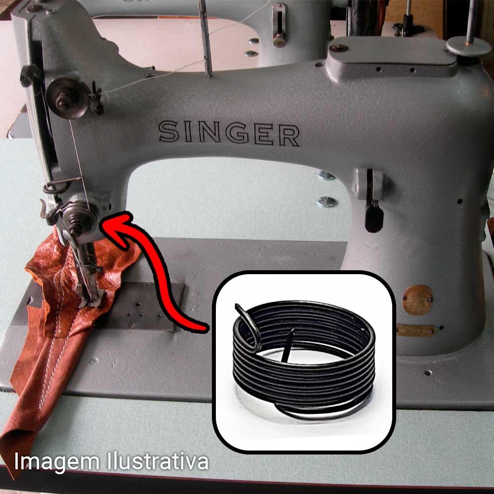 Mola De Tensão Fina Para Máquina De Costura SINGER 133 e 132  - Pavvia Agulhas e Peças