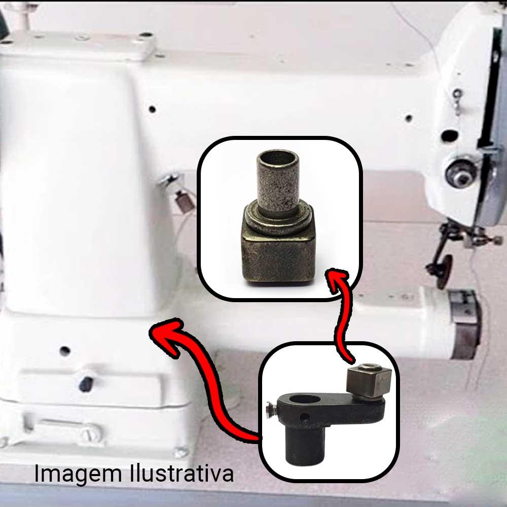 Perola Do Cotovelo Do Mancal Da Máquina De Costura Esquerda 18 U  - Pavvia Agulhas e Peças