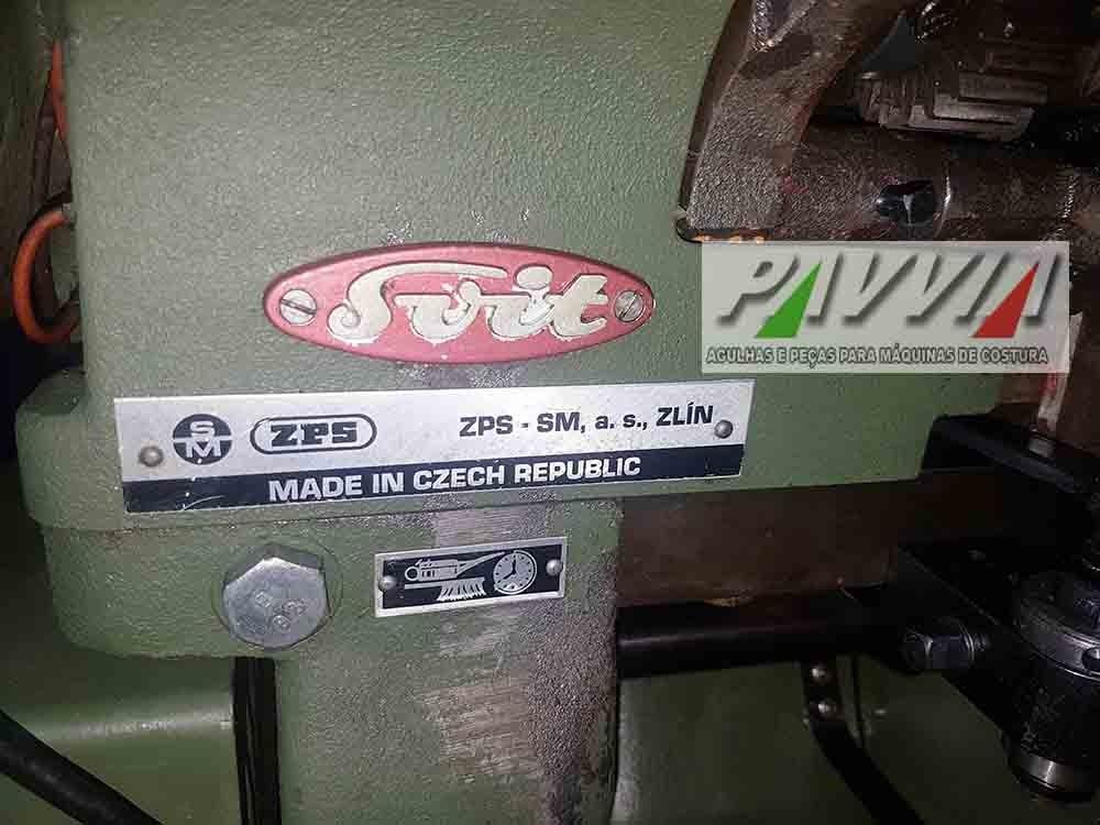 Máquina de costura de Pontiadeira SVITT Eletrônica   - Pavvia Agulhas e Peças
