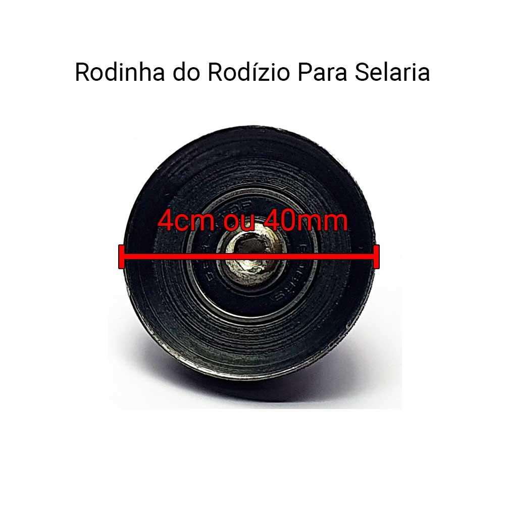 Roda Do Rodizio Para Maquina De Selaria GA5 GA 5 Adler 104 105 204 205 Singer 45 k 132 133  - Pavvia Agulhas e Peças