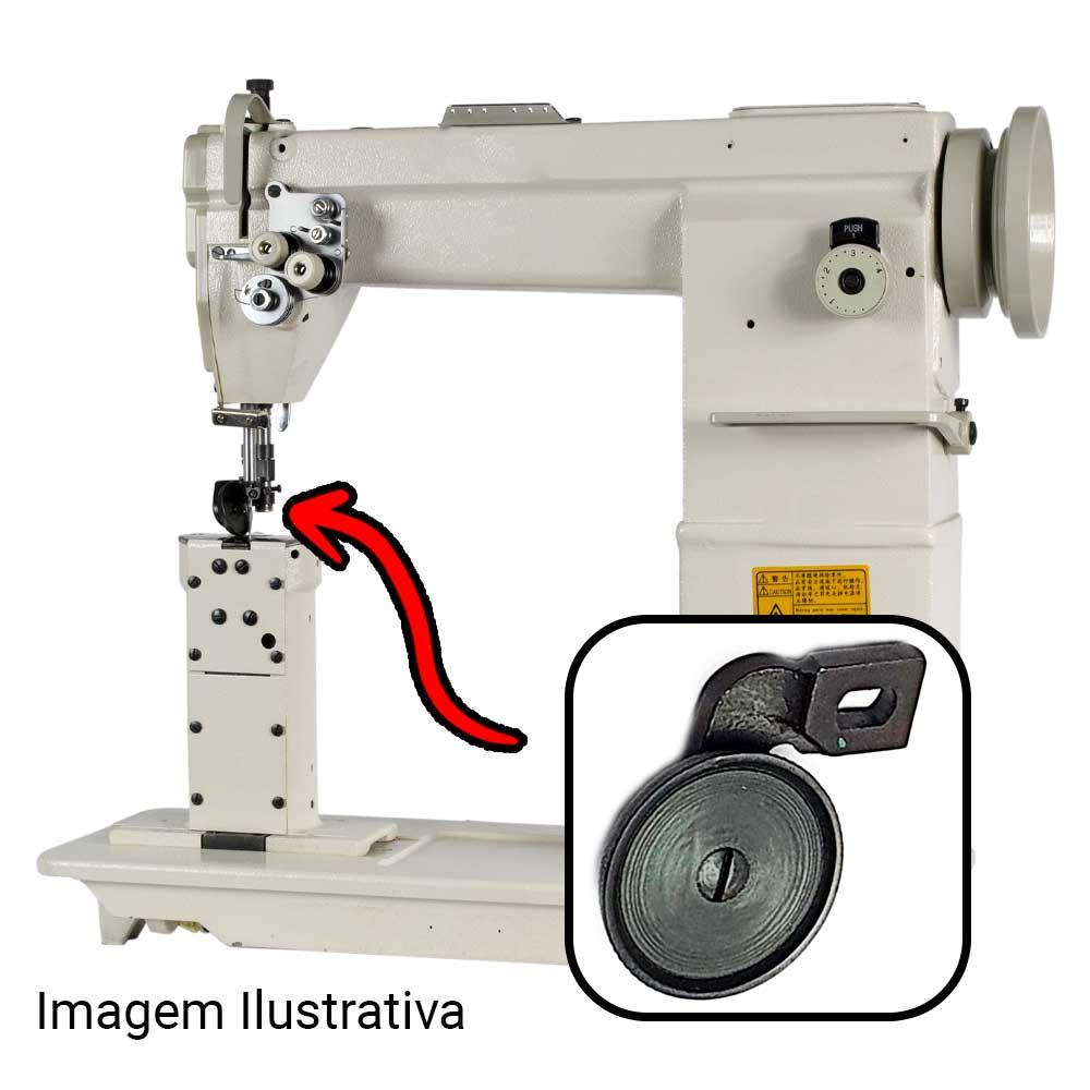 Rodizio Grande Para Máquina De Costura SINGER 238, 239, PB 810 e PB 820  - Pavvia Agulhas e Peças