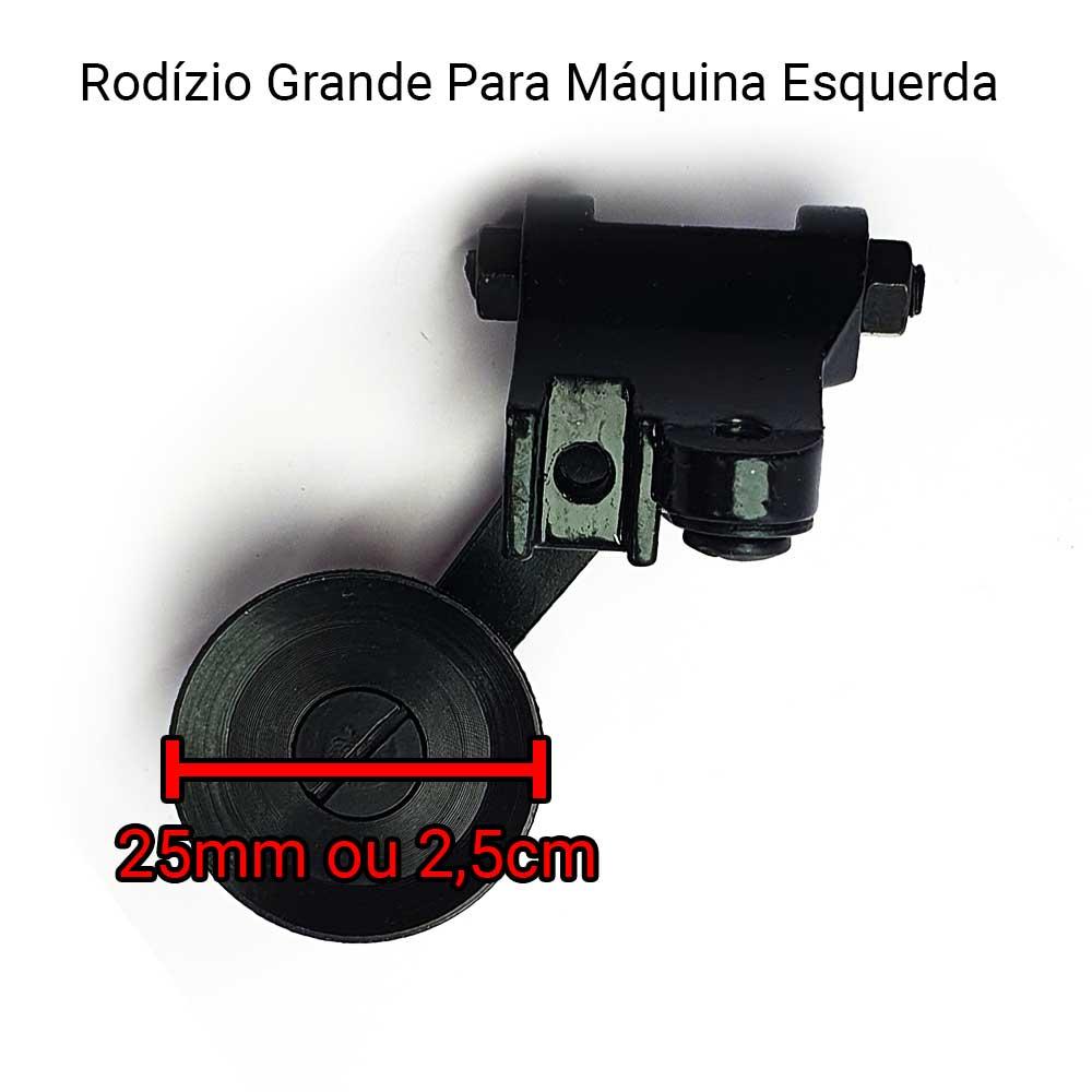 Rodizio Grande Para Maquina Esquerda 18 U Ou Reta 12267  - Pavvia Agulhas e Peças