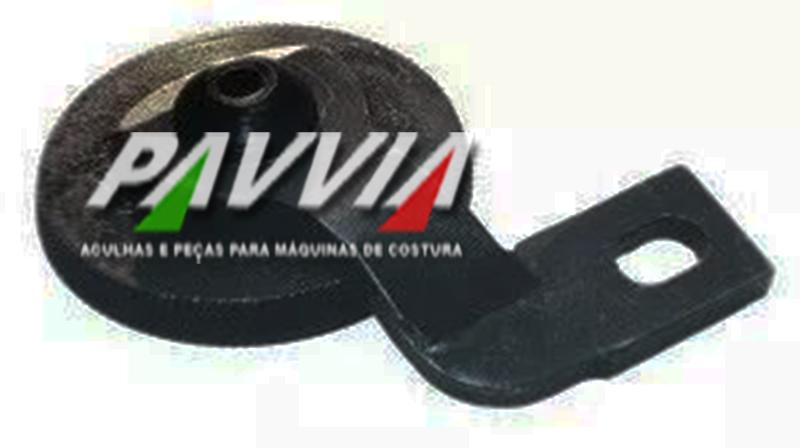 Rodizio Grande Fino 2,5 Mm Para Máquina De Coluna IVOMAQ CI 2100 ou 3000  - Pavvia Agulhas e Peças