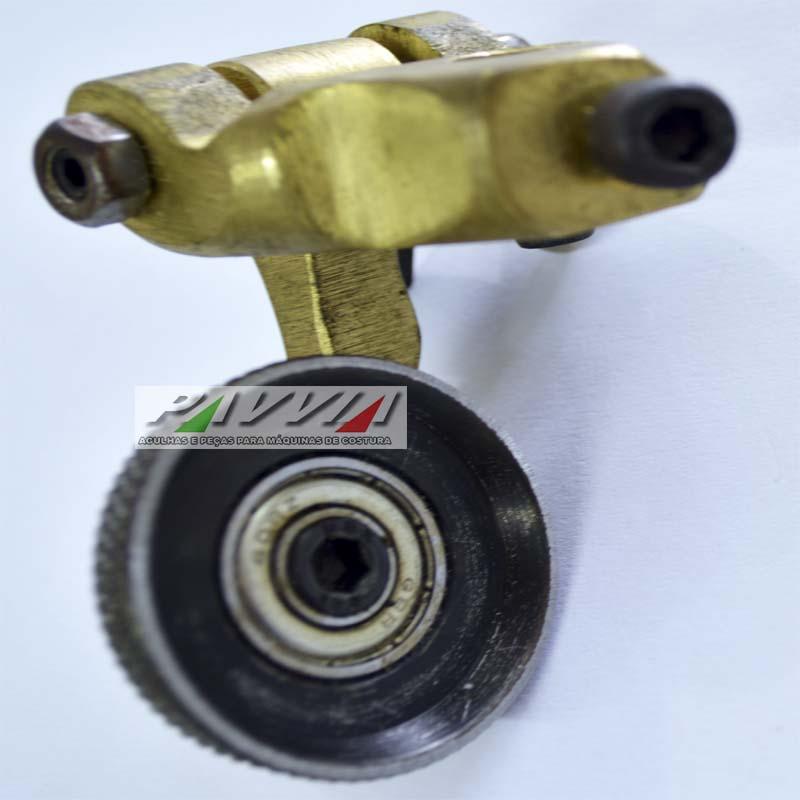 Rodizio para máquina de costura de selaria GA 5, Adler ou Singer   - Pavvia Agulhas e Peças