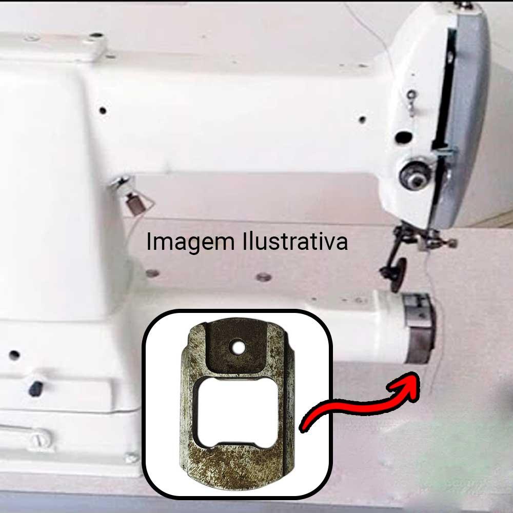 Suporte Da Serrilha Para Máquina De Costura Esquerda Janelinha 4334  - Pavvia Agulhas e Peças