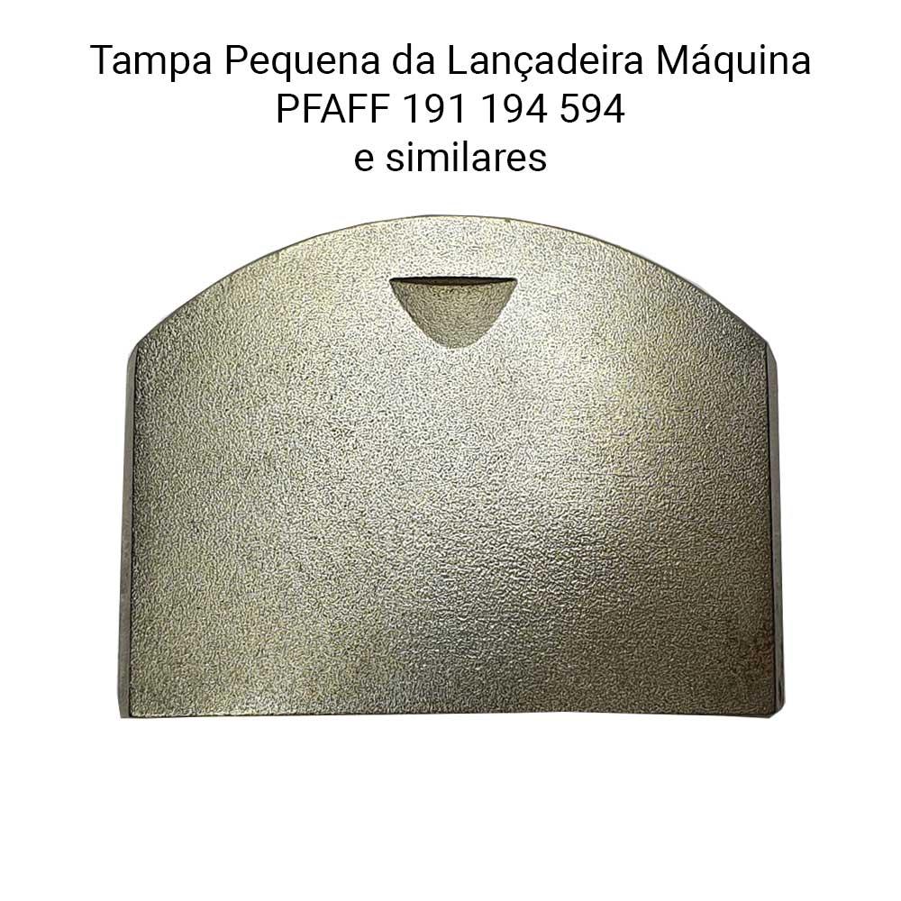 Tampa Pequena Da Lançadeira Da Máquina PFAFF 191  - Pavvia Agulhas e Peças