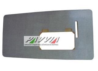Tampo para máquina de costura Zig-Zag 20U e Reta 110X50  - Pavvia Agulhas e Peças