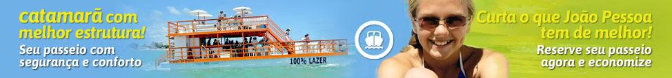 catamarãs 100% lazer