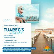 TUAREG'S A BORDO Mesa p/ 4 PESSOAS