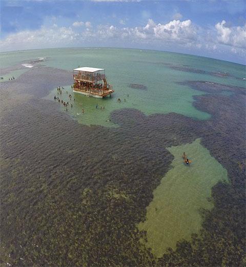 Passeio para Piscinas do Seixas de Catamarã, saindo da Praia do Seixas- João Pessoa, PB