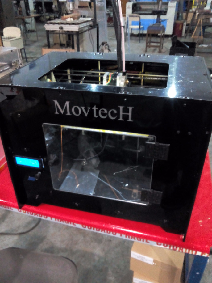 Impressora 3D Movtech Cubica