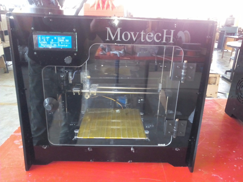 Impressora 3D Movtech P4
