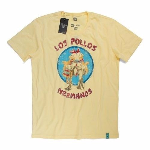 Camiseta  Breaking Pollos Hermanos