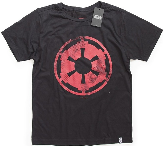 Camiseta Star Wars Imperio Logo