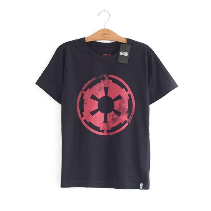 Camiseta Star Wars Imperio Logo