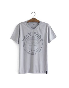 Camiseta The More You Play
