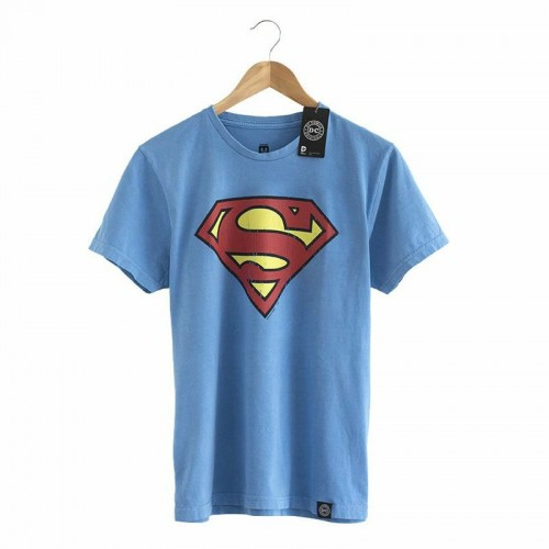 Camiseta Vintage Superman DC Comics