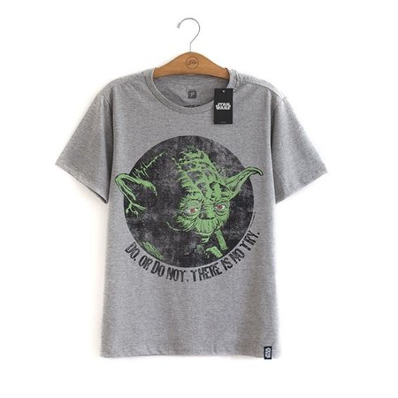 Camiseta Yoda, do or do not