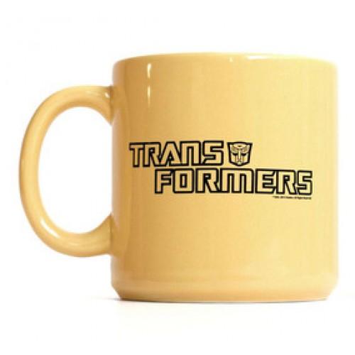 Caneca Transformers Bumblebee Camaro