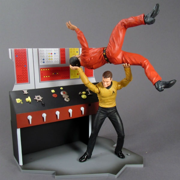Captain James Kirk - Star Trek  - Diamond Select
