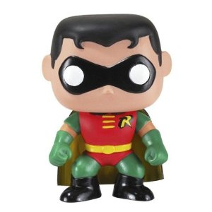 DC COMICS ROBIN - POP VINYL