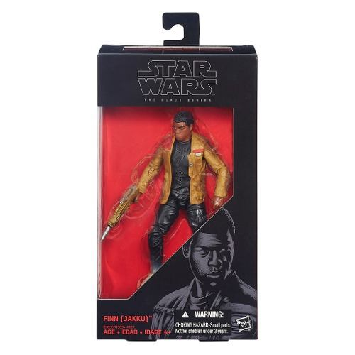 Finn Jakku Black Series The Force Awakens