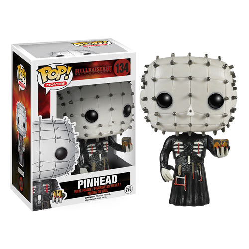 Funko Pop - Movies - Horror - Hellraiser - Pinhead