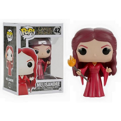 Game of Thrones  - Melisandre