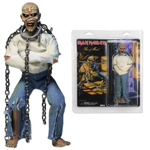 IRON MAIDEN PIECE OF MIND - CLOTHED FIGURE