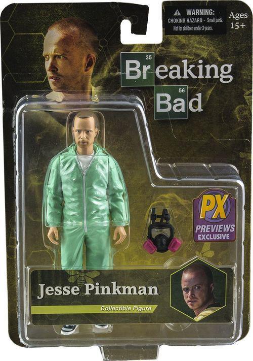 Jesse Pinkman - Breaking Bad - Mezco