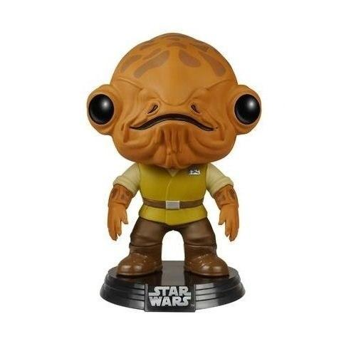 STAR WARS VII ADMIRAL ACKBAR - POP VINYL