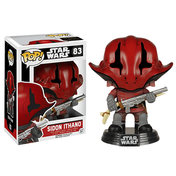 STAR WARS VII SIDON ITHANO - POP VINYL
