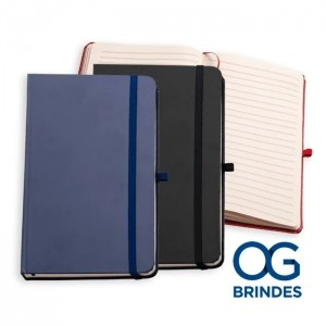 Caderno Moleskine Personalizada 21 x 14