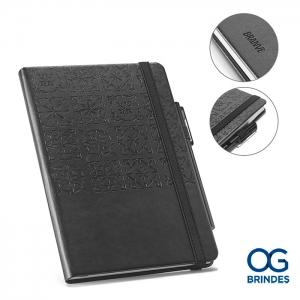 Caderno Capa Dura Personalizado - 93737