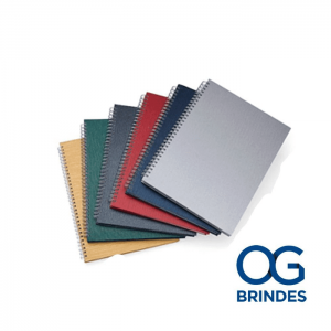 Caderno Grande Personalizado - CGP