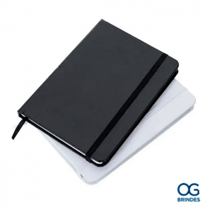Caderno Moleskine Personalizado  17,6 x 12,8