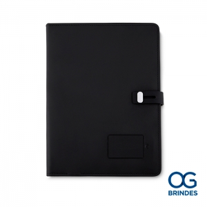 Caderno Power Bank Personalizado - 14042