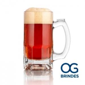 Caneca p/ Cerveja 375ml Trigger Personalizada
