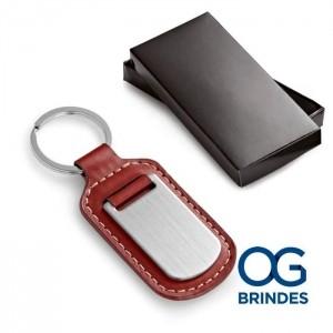 Chaveiro de Metal com Caixa Personalizado - 93172