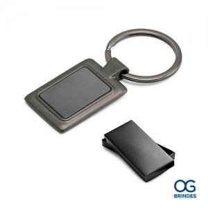 Chaveiro Metálico Personalizado - 93395