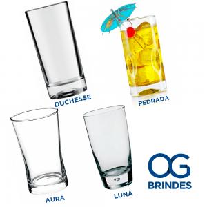 Copos Long Drink Personalizado