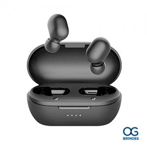 Fone de Ouvido Bluetooth GT1 Earbuds Haylou Personalizado